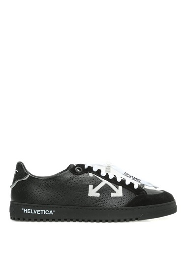 Off-White Sneakers Siyah
